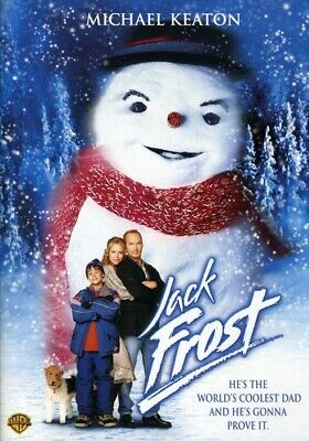 Jack Frost (1998) [New DVD] Full Frame, Repackaged, Widescreen, Amaray Case