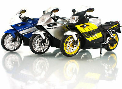 BMW K1200S Motorcycle Motorbike Diecast Model Motor Toy 1/12 AUTOMAXX 1:12 Scale