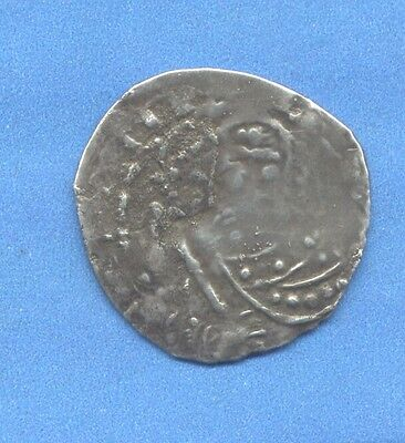 Henry I Hammered Silver Penny Coin Aslac On Nicole (Lincoln) Type 15 Nice Coin