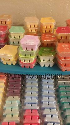 Scentsy Bar Lot Of 2 New - See Drop Down Box For List-  Nla -Scents Older Stlye