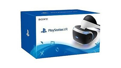 In Hand With Receipt Sony PlayStation VR Headset Collection Crewe