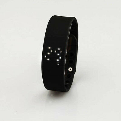 Unisex New Smart USB Wrist Watch Pedometer Sleep Monitor Step Calorie Counter