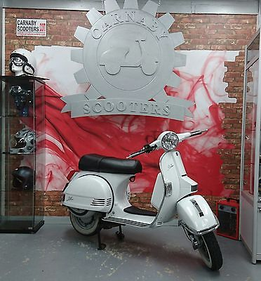 LML Star Automatic 125cc Scooter  - Low Mileage - Full Service History