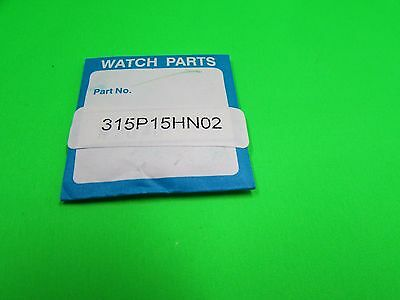 Watch Glass  315P15Hn02 To Fit For Seiko Watches 7S26-0020 7S26-0028 7002-7020