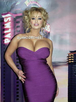 Shyla Stylez 8X12 Original Photo- 1340- Busty Legend-- R.i.p