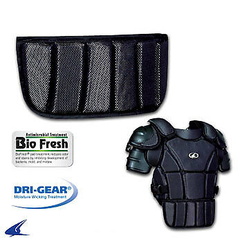 Pro-Plus Umpire Chest Protector- Abdomen Extensions