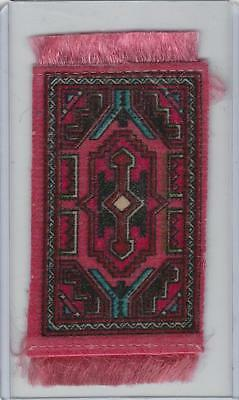 B56 Tobacco Flannel Insert, Conventional Rugs, 1910 (5 X 2 In) #6
