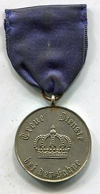 WW1 German Prussian 9 Year IX Military Service Medal