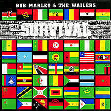 "Bob Marley & The Wailers Survival - Vinyl 12"" LP"