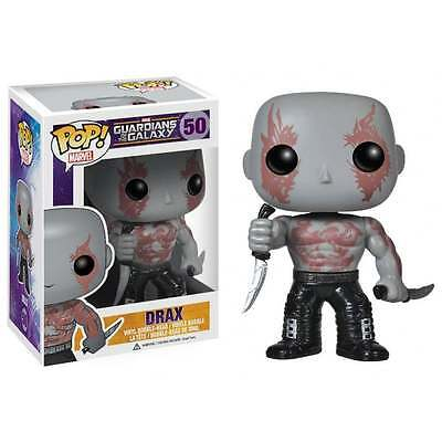 Guardians Of The Galaxy/ Funko Pop Drax #50 - Vinyl Figure  In Box