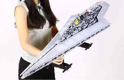 NEW Star Wars Imperial Star Destroyer LEGO Compatible (IN SEALED BOX)