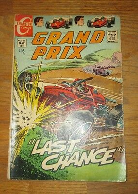 Grand Prix #31 (May 1970, Charlton)