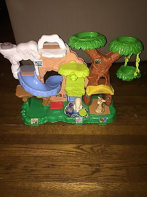 Fisher Price Little People Talking Sounds Zoo Jungle