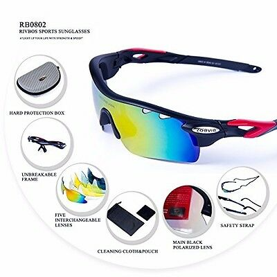 Rivbos Sports Sunglasses
