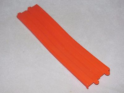 (1) 1966 Ideal Motorific Torture Track ramp red track,# 8385, also Perform Test