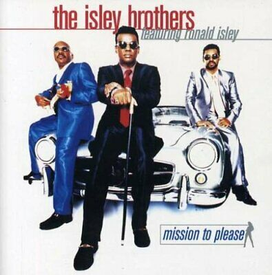 Isley Brothers - Mission to Please - Isley Brothers CD 9BVG The Cheap Fast Free