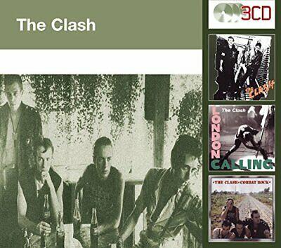 The Clash - London Calling - The Clash CD QOVG The Cheap Fast Free Post The