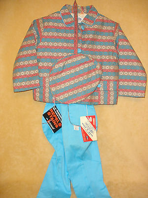 1950's 3pc Riding Outfit - Jacket, Cap, & Jodhpurs - New with Tags by Chandler