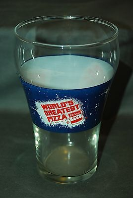 "Vintage Shakey's Pizza Parlor 6.5"" Glass"