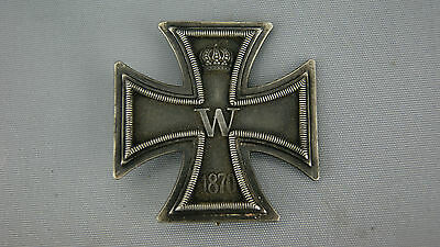 Orig.1870 German Iron Cross 1St Class, Pin Back
