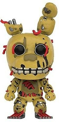 Five Nights At Freddy's - Springtrap Funko Pop! Games Toy