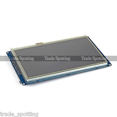 SainSmart 7 Inch TFT LCD CPLD SDRAM 800x480 Display for Arduino Compatible US