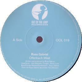 Russ Gabriel - Offenbach West - Out Of The Loop - 2002 #91893