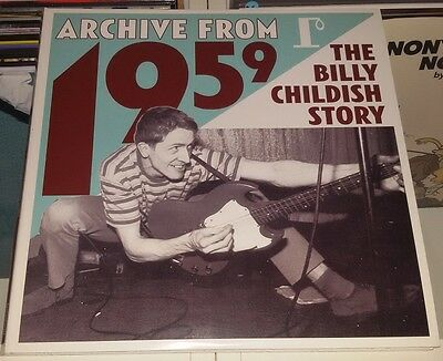 BILLY CHILDISH - ARCHIVE FROM 1959 (The Billy Childish Story) (3xLP)