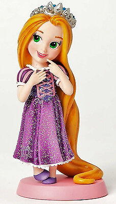 Disney Showcase~Growing Up Rapunzel~Little Princess~Tangled~Figurine~New~4039620