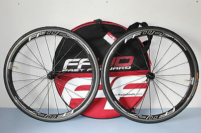 Fast Forward F4R Carbon Clincher Bike Wheels 700C Shimano Sram Tt Triathlon Road