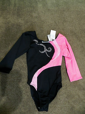 NWT FREESTYLE  girls ,GYM/DANCE ACTIVE WEAR   leotard SIZE 6 GIRLS