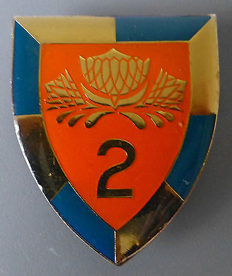 2 South Africa Special Service Battalion Armoured 2 Ssb Protea Sadf Arm Badge