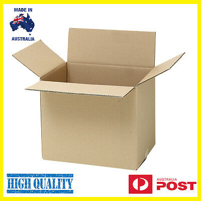10 x BOXES Brand New Moving Packing Medium Cardboard  -Top Quality Strong Carton