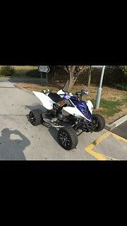 Yamaha Raptor 700 Road Legal 2007 Fully Loaded