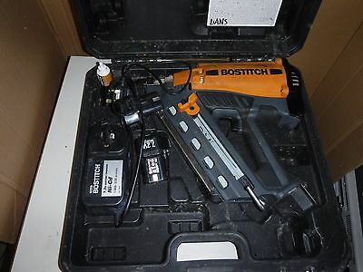 Bostitch Gf33Pt 7.2V Cordless Gas 1St Fix Framing Stick Nailer