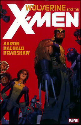 Wolverine & the X-Men by Jason Aaron - Vol. 1 (Wolverine and the X-Men), New, Ni