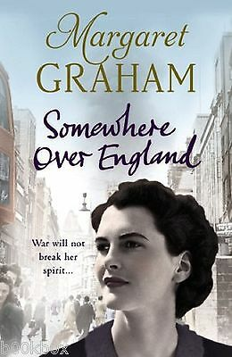 Somewhere Over England by Margaret Graham, Book, New  (Paperback)