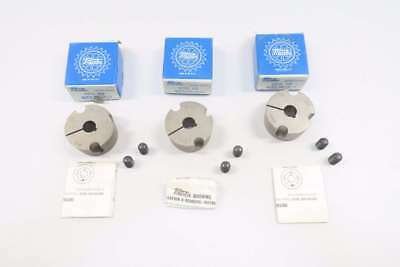 Lot 3 New Martin 1210 1/2 In Tapered Bushing D549493
