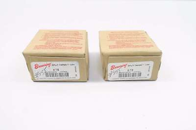 Lot 2 New Browning H 7/8 In Split Taper Bushing D549488