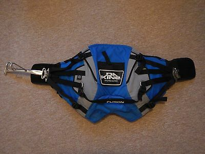 Dakine Fusion Kitesurfing/Powerkite Seat Harness Medium - Barely Used