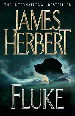 Fluke by James Herbert, Book, New (Paperback)