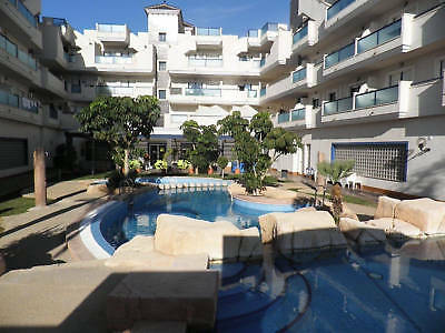2 bedroom holiday apartment Costa Blanca Cabo Roig Spain. Book early for 2017!!!