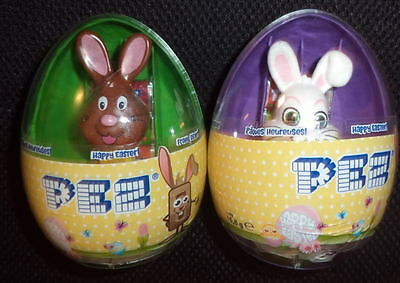 NEW PEZ Easter Eggs 2016