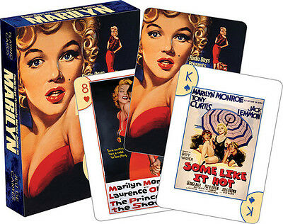 Marilyn Monroe Playing Cards Deck Misc