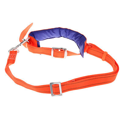 Safety Rock Tree carving Climbing Fall Protection Waist Belt Harness Lanyard