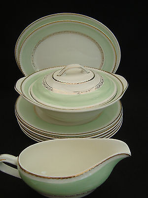 Portland Pottery Tableware
