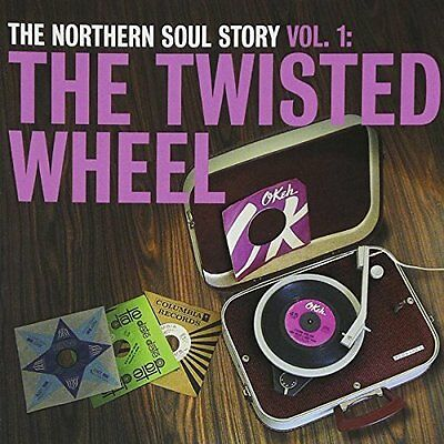 Various-Northern Soul Story Vol.1The Twisted Wheel   (2LP)  VINYL NEW
