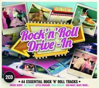 Various Artists-Rock 'N' Roll Drive-in  CD NEW