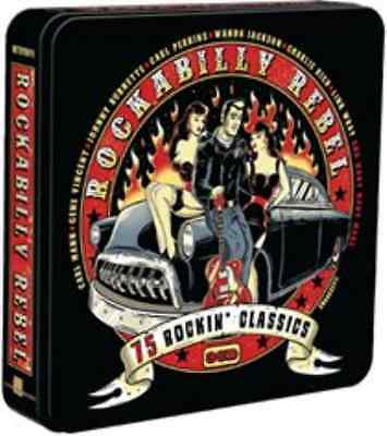 Various Artists-Rockabilly Rebel  CD / Box Set NEW