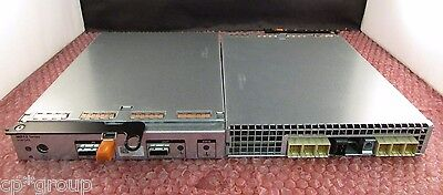 * LOT OF 2 * W307K - Dell Powervault MD1200 MD1220 EMM 6GB SAS Controller Module